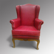 Oak Wing Armchair