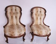 Pair of Nursing Chairs