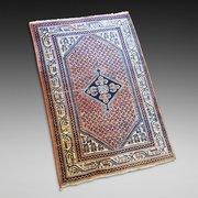 Persian Qashqai Hand Woven Woolen Rug