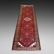 Persian Tabriz Hand Woven Runner