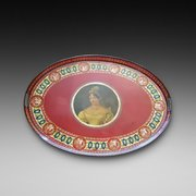 Regency Cold Toleware Tray