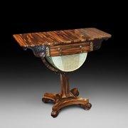 Regency Coramandel Work Table