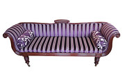 Regency Mahogany Sofa