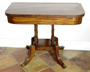 Regency Tea Table