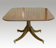 Regency breakast dining table