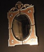 Venetial wall mirror