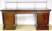 Victorian Mahogany Sideboard