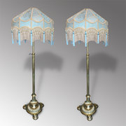 Pair of Victorian Standard Lamps