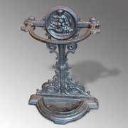 Victorian Cast Iron Stick and Umbrella Stand