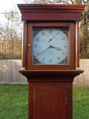 30 hour longcase clock