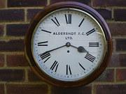 Fusee wall clock