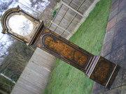 lacquer longcase clock