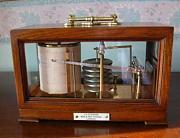 Miniature Barograph