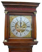 English Longcase Clock