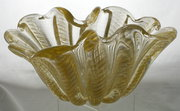 Barovier  Toso Glass Bowl with