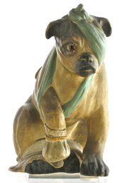 Bretby Art Pottery Figure of a