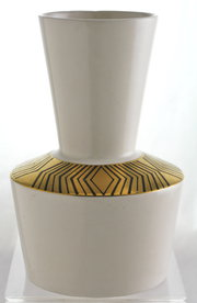 Crown Devon Retro Memphis Vase