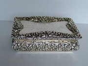 Antique Silver Snuff Box, Nathaniel Mills c1838