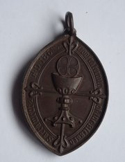 Confraternity of the Blessed Sacrament Medallion