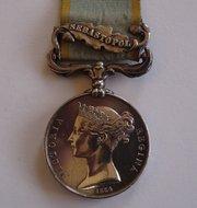 Crimea Medal, 42nd Royal Highlanders, Black Watch