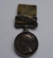 Crimea Medal, 93rd Sutherland Highlanders