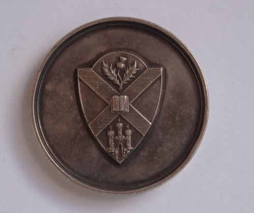 Edinburgh University Athletic Club Medal c1892
