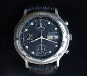 Gent's Bucherer Automatic Chronograph Wristwatch