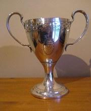 George III, Irish Silver Cup, Dublin c1806