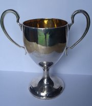 George III, Irish Silver Trophy Cup, Dublin c1805