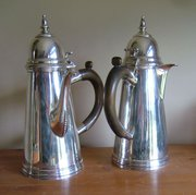 George V, Britannia Standard Coffee Service c1911