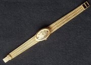Ladies, Good Quality 18CT Gold MOVADO Wristwatch