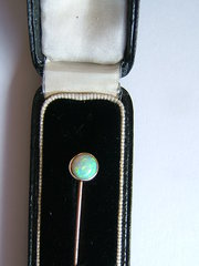 Opal Stick, Stock or Tie Pin
