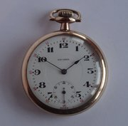 Rare Fleurier Watch Co Arcadia Pocket Watch