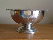 Scottish Silver Bowl, J McKay Edinburgh 1844