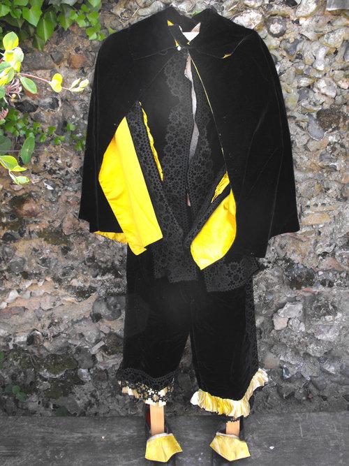 Las Victorian Maid Fancy Dress Costume (MLSW28048) - MLtailor.com