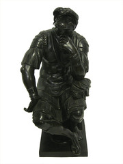 Antique Bronze Figures