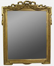 19th c. Louis XV Mirror