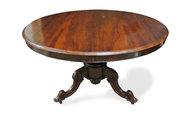 19th c. Rosewood Circular Breakfast Table