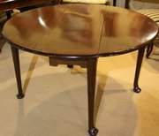 A George II Drop Leaf Table