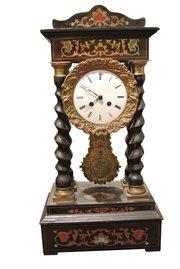Antique Portico Clock
