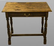 Country Oak Side Table