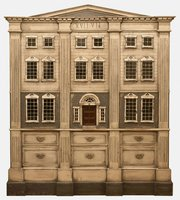 Enormous Georgian Style Dolls House
