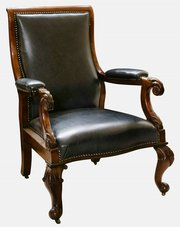 George IV Library Chair