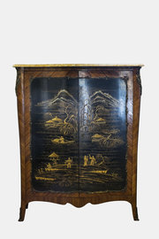 Large Chinoiserie Cabinet