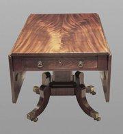 Large Mahogany Pembroke Table
