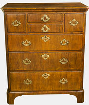 Norfolk Walnut Chest of Drawers
