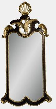 Ornate Georgian Style Pier Mirror