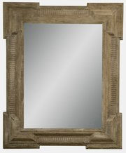 Rectangular Mirror in Gustavian Taste