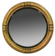 Regency Convex Butlers Mirror