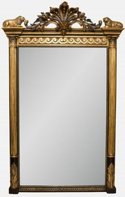 Regency Mirror Provenance Sir Sean Connery
